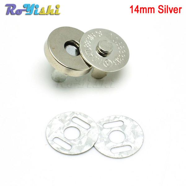 14mm plata