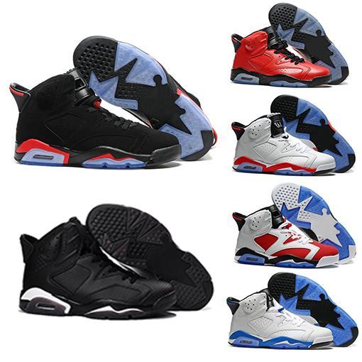 La mejor calidad 6 anillos hombre zapatos de baloncesto de calidad superior zapatilla de deporte de liebre gato negro zapatos deportivos Pinnacle Metallic Gold entrenador de descuento