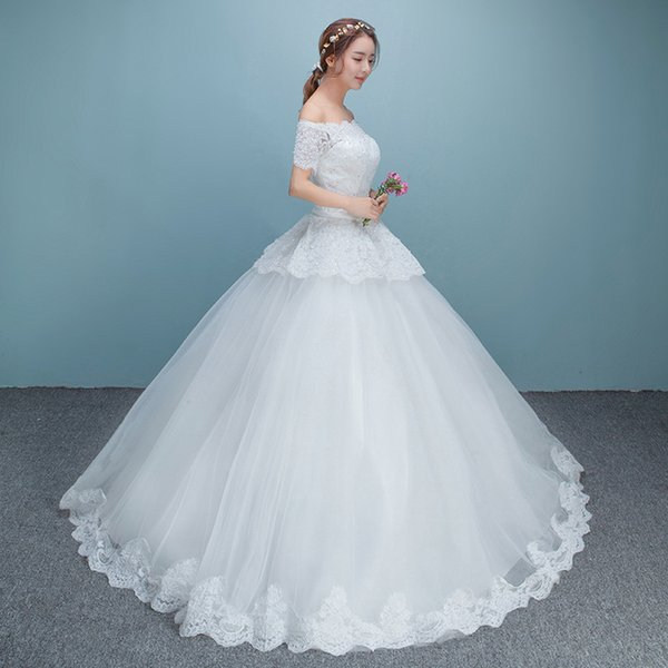 Enchanting Boho Lace Wedding Dress Sketch - Wedding Dresses and ...