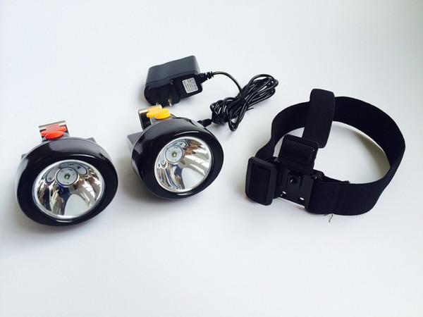 KL2.8LM (A) Birght Portatile Outdoor Adventure Wireless Cordless LED Mining Headlamp Caccia Lampada di Caccia Luce di Campeggio Spedizione Gratuita