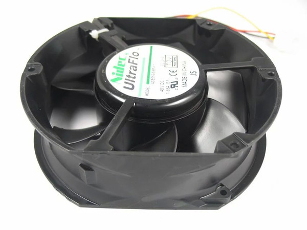 best selling Nidec A35516-59PW1 DC 48V 1.55A, 172x150x51mm 3-wire Server Square Cooling Fan