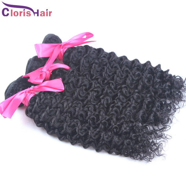 Great Texture Afro Kinky Curly Hair Weft Unprocessed Peruvian Human