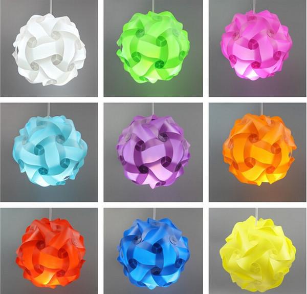 120 set / lote iq puzzle lámpara iq luces luces tamaño pequeño envío pronto tamaño S 30pcs / set Envío gratis