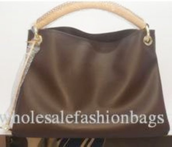 Top quality women European and american brand new lady real Leather artsy handbag tote bag purse v099