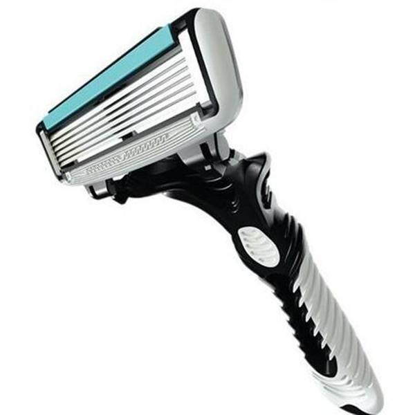 Pace 6 Razor Blades For Men DORCO Double Edge Shaver Safety Razors Mens Shaving Personal Stainless Steel Razor Blades