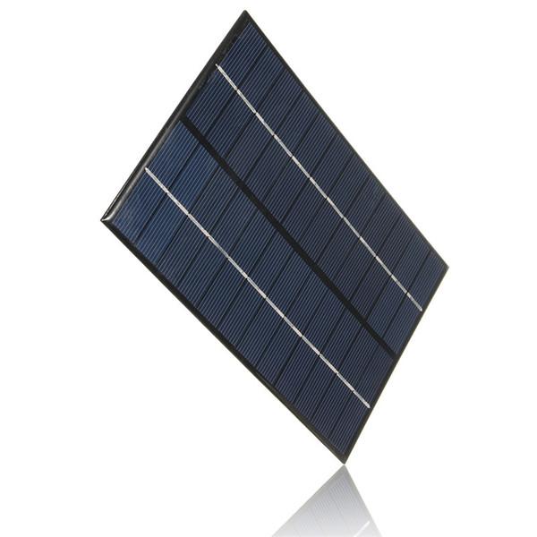 18V 4.2W Polycrystalline Silicon Solar Panel Portable Solar Cells Charger DIY Solar Module System 200 *130*3 mm