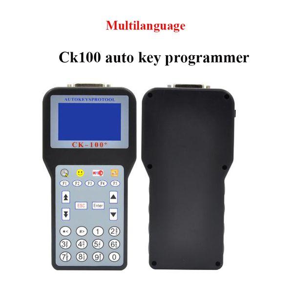 2019 New Arrival Auto Keys Pro CK100 Auto Key Programmer SBB V99.99 Auto Key Programmer Silca SBB The Latest Generation CK 100 Multilanuage