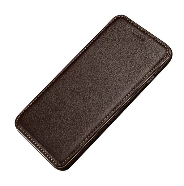hot sale online 66cdb adc49 For Iphone 6S Plus Case Genuine Flip Ultra Thin Fashion Simple Cover  Leather Case For Apple Iphone 6 Plus / 6S Plus Protective Cell Phone Cases  Reiko ...