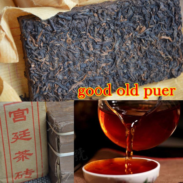 top popular new Promotion old 100g China ripe puer tea puerh the Chinese tea yunnan puerh tea pu er shu to product wholesale 2019