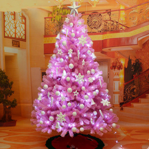 1 8 M 180cm White Christmas Tree Decoration Tree Decoration Packages Suit Tree Christmas Ornaments Sale Christmas Ornaments Sale Online From