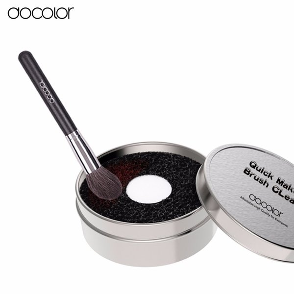 Wholesale-Docolor 3 Second Color Off !! Makeup Brush Cleaner Sponge Remover Color From Brush Eyeshadow Sponge Tool Cleaner ,Quick Wash