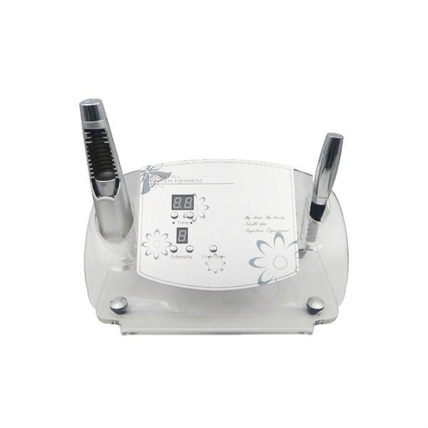 Eletroporação Mesoterapia Dispositivo de Cuidados com a Pele Livre de Agulhas Mesoterapia Remoção de Rugas de Levantamento de Pele Anti envelhecimento facial máquina de beleza