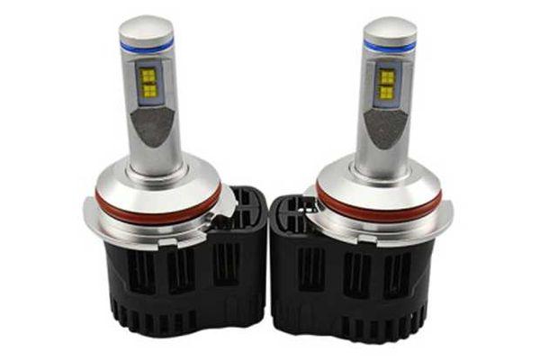 55w Car Led Headlights For Bmw Vw Honda Toyota Audi Headlamp H4 H13 H15 9004 / 9007 Replacement Bulbs
