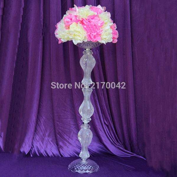 decorative table centerpieces.htm crystal acrylic wedding centerpiece 60cm table centerpiece road  crystal acrylic wedding centerpiece