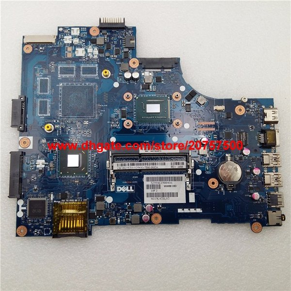 Original & High Quality for Dell 15R 3521 5521 CN-0GY07H LA-9104P SR10A/1017U Laptop Motherboard Mainboard Tested