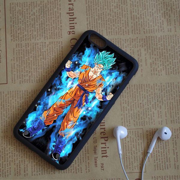 a764a17 carcasa iphone 5 5s dragon ball z goku case funda