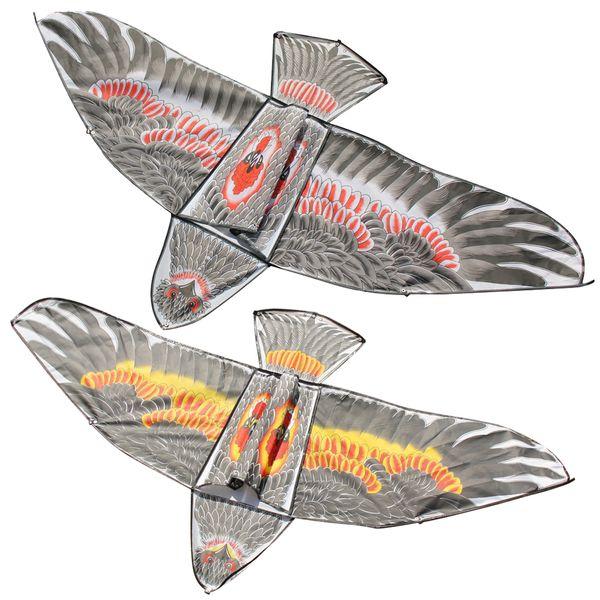Großhandels- 1,6m Eagle Kite Single Line Kite, Neuheit Tier Drachen, Outdoor Sport Fallschirm Drachen Spielzeug für Kind, Pädagogisches Spielzeug für Kinder
