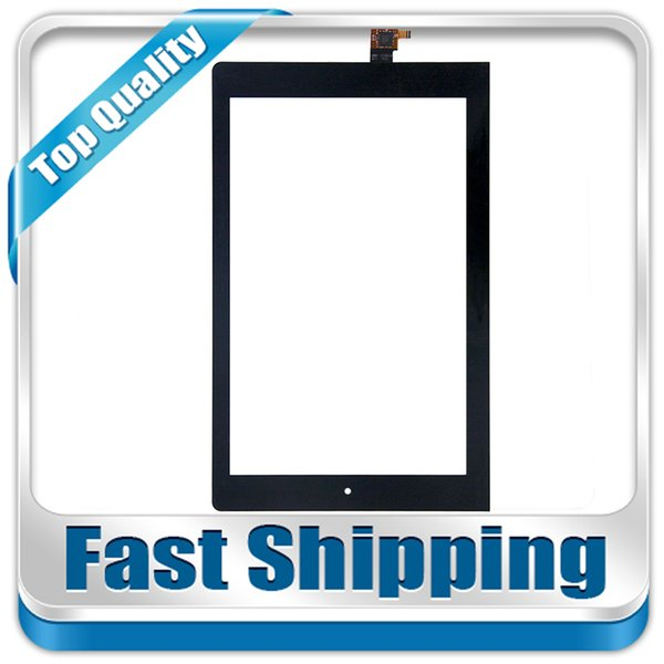 Wholesale- For New Lenovo Yoga Tablet 10 B8000 B8000-H Replacement Touch Screen Digitizer Glass Black 10.1-inch Free Shipping