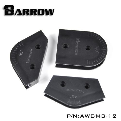 Wholesale- OD12mm 14mm 16mm Barrow Acrylic / PMMA/PETG Hard Pipe Bending Mould Kit For Hard Tube Computer Water Cooling AWGM3-12