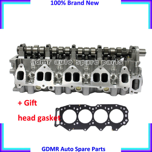 best selling WL11-10-100E WL51-10-100C 40443225 AMC # 908 744 WLT engine complete WL cylinder head for mazda b2500 MPV ford ranger 2499cc