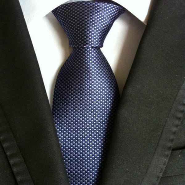 200 Styles 8 cm Men Ties Silk Tie Handmade Paisley Jacquard Men's Neck Ties Wedding Party Necktie High Quality Business Ties Stripes B177