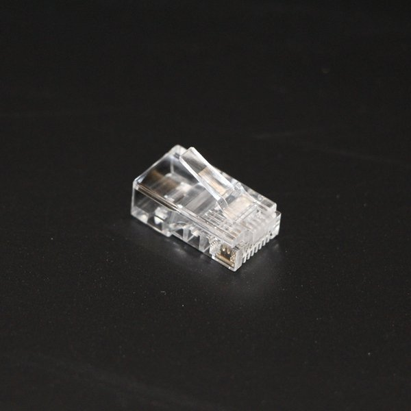 1000 PCS/Bag UTP Cat 5e Plug RJ 45 8P8C Plug for UTP Cat 5e Network Cable,Ehernet Cable
