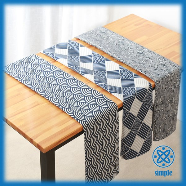 Fashion Pure Cotton Linen Table Cloth Small Fresh Dinner TableCloth  Antependium Cloth Tea Tablecloth Easter Table