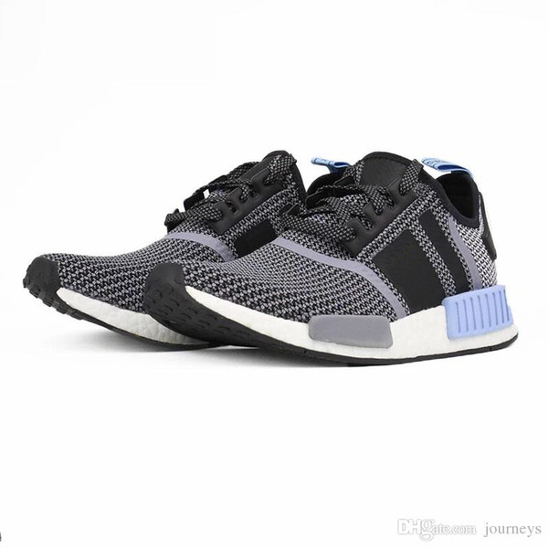 f62db9da5 2017 Wholesale Discount New NMD Runner Primeknit Men s Running Shoes Sports  Shoes Brand Athletic Sneaker Fashion Running Sneakers With Box