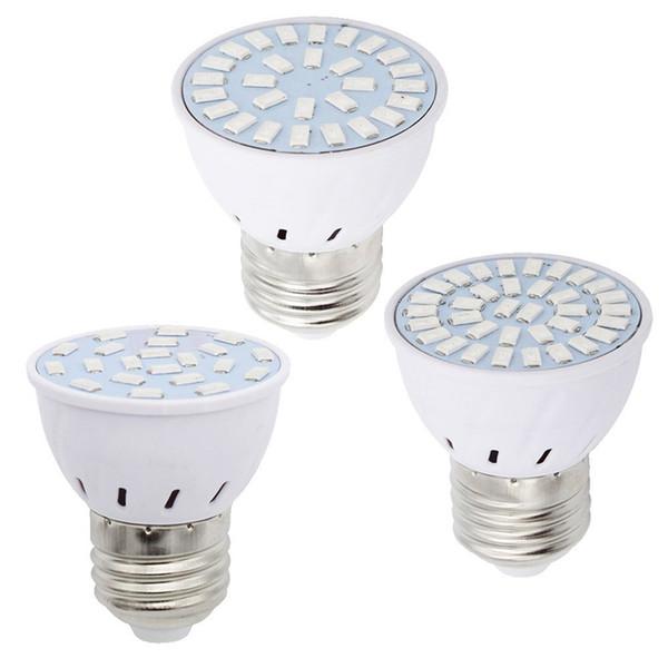 E27 GU10 MR16 LED wachsen Licht 3W 4W 5W 110V 5733 SMD Pflanzen Lampe Blume Sämling Hydroponik-System Gewächshauszelt