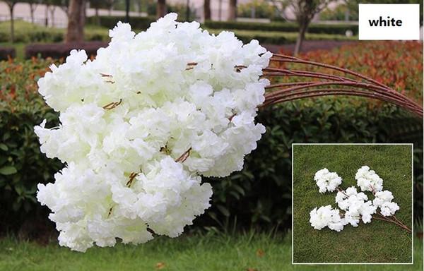 3 bifurcations 3 petals white