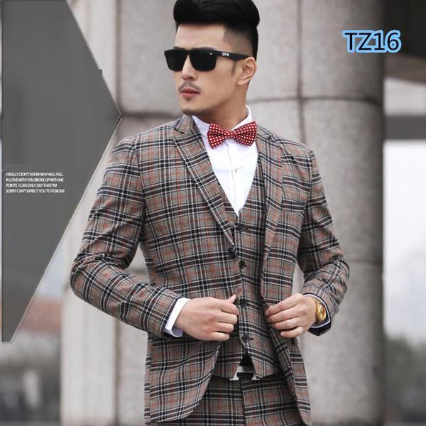 Satın Al Toptan Tasarım Erkekler Takım Elbise Ingiliz Butik Iş