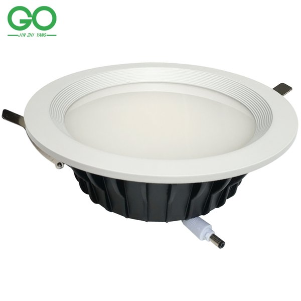 LED Downlights 10W 20W 30W Recessed Ceiling Downlight 130-140lm/w Kitchen Home Stores Shops Market Office Room Wall Down Lights