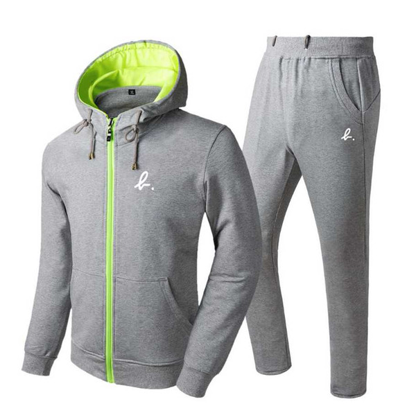 A21 Fashion style Diamond Supply men's sweat ZIPPER suit outdoor hip hop clothing casual sportswear,free shipping s-xxl
