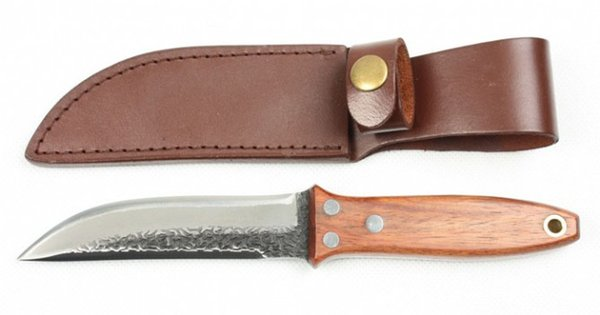 Free shipping maag south pure manual hand forged knife, high carbon steel blade sharp, strong and durable