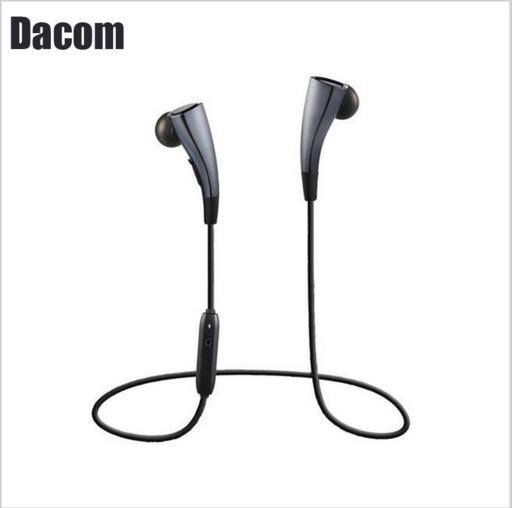 New DACOM G11 Dacom Bluetooth 4.1 Headset Wireless Earpiece Casque Bluetooth Sport Magnet Earphones Original IPX3 Headset With Mic