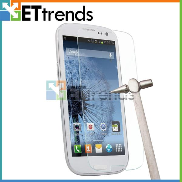 Für Samsung Galaxy S3 S4 S5 S6 S3 Mini S4 Mini S5 Mini Gehärtetem Glas Displayschutzfolie Mit Papier Kleinpaket DC0038