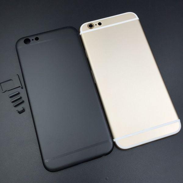 iphone 6s senza custodia