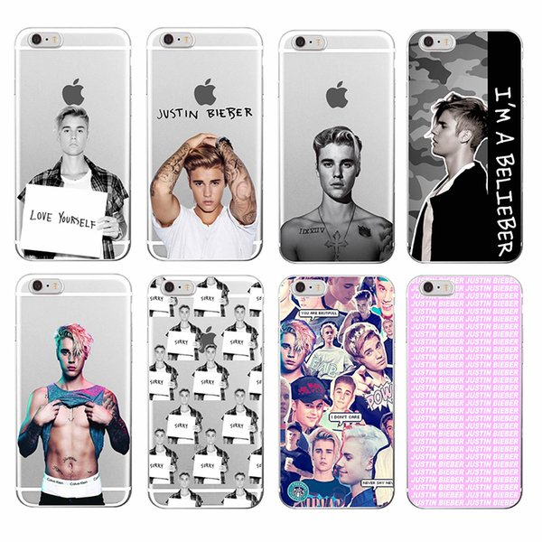 Muscle Singer Justin Bieber Sexy TPU Phone Case Cover For Apple IPhone 4 4S  5 5C SE 6 6S Samsung Canada 2019 From Andycj, CAD $1 11 | DHgate Canada