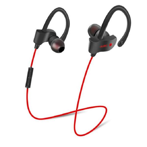 Bluetooth Headset Licht Bluetooth Kopfhörer Ohrbügel Wireless Ohrhörer Stereo V4.1 Portable Headset für iphone Xiaomi Samsung Kostenloser Versand