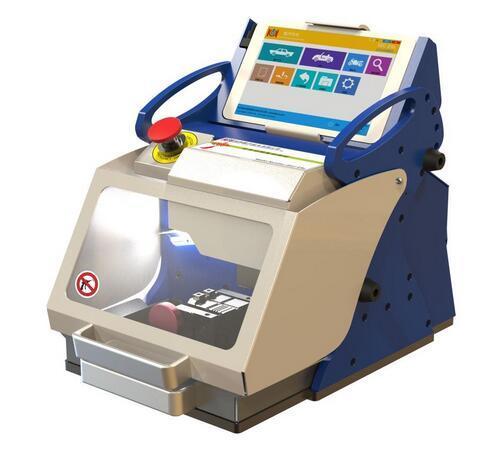 100 % 원래 사용되는 주요 절단 기계 기적 SEC-E9z 무료 업 그레 이드 휴대용 자물쇠 도구 높은 보안 자동차 키 기계