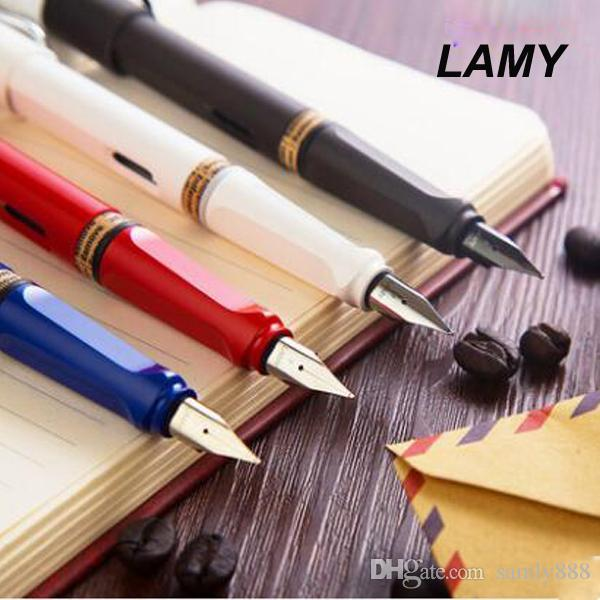 Free Shipping Germany Origninal Lamy Fountain Pen Nice Gift Fast Writing Office Executive Pen