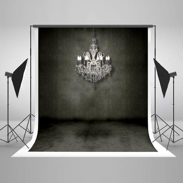 Kate Pas De Rétro Mur De Briques Noires Photo Studio Fond Blanc Lustre Enfants Photographie Décors