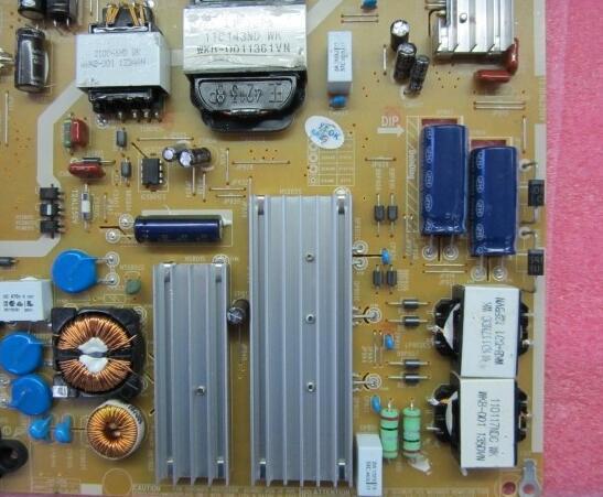 Samsung UN60F7050A UN60F7100AFXZA Power Supply Board BN44-00630A L60X2P-DHS