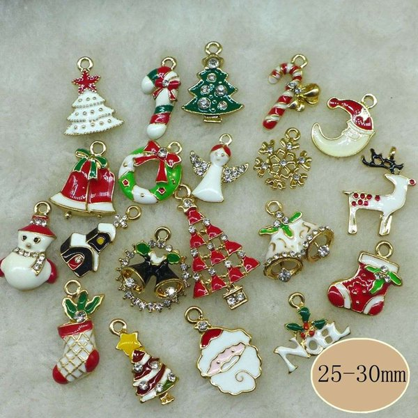 metal alloy mix christmas sets charm for holiday decorationchristmas decoration supplies christmas decoration - Best Place To Buy Christmas Decorations Online
