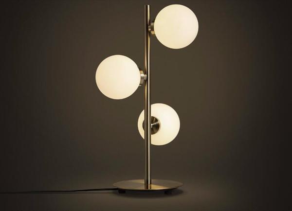 moderna lmpara de mesa de burbujas lmparas de mesa de estilo clsico europeo de mesita de