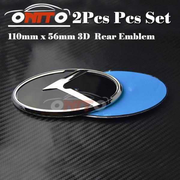 3D наклейка багажник капот эмблема глава капот этикетка обложка для kia OPTIMA K2 / K3/K4 / K5 sorento автомобиль хвост загрузки эмблема бесплатная доставка