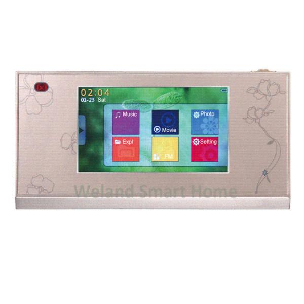 Home Audio Video Class D Amplifier,Bluetooth Digital Stereo In Wall  Amplifier,Home Theater,FM/SD/USB Music Player Touch Screen Tv Antenna  Amplifier