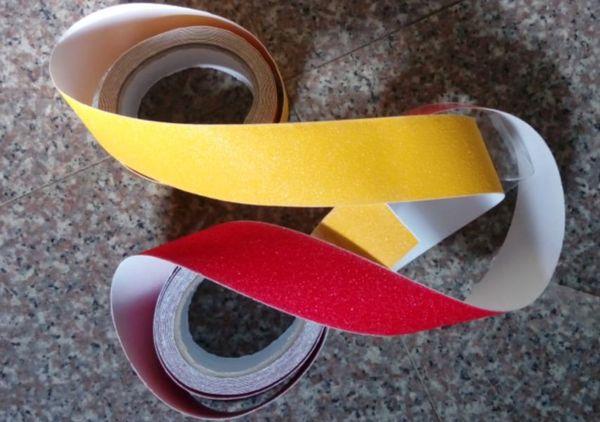 top popular 5cm*5M PVC Self-adhesive Anti-slide Tape 2021