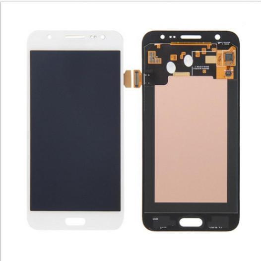 Dhl originale nero / bianco / oro nuovo telefono cellulare parti display LCD touch screen digitizer per Samsung J2 J200f