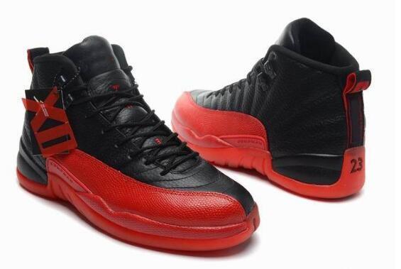 Hommes 12s Chaussures Designer De Luxe Beige OVO Race Gym Rouge Noir Bleu Blanc 12 12s Chaussures De Basket-ball Pour Hommes Avec La Boîte